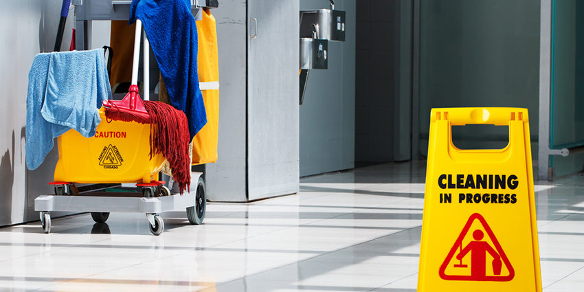 The benefits of using a commercial cleaning service